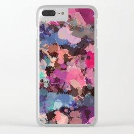art 17 Clear iPhone Case