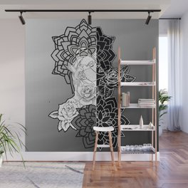 The woman's creation Wall Mural