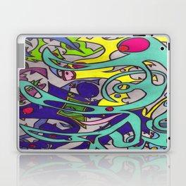 Flow Through Laptop & iPad Skin
