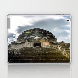 Angkor Wat, Steps to the Lotus Bud, Cambodia Laptop & iPad Skin