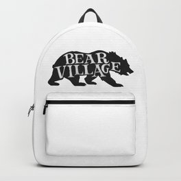 Bear Village - Grizzly Backpack