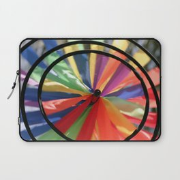 Wind Wheel Laptop Sleeve