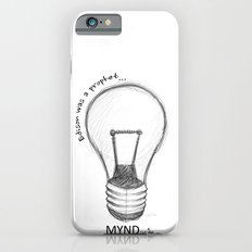 The Lord works in mysterious ways Slim Case iPhone 6s