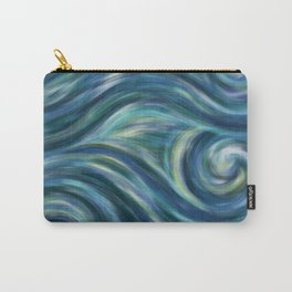 Gogh with the flow Carry-All Pouch