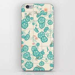 Dream spring is coming. iPhone Skin