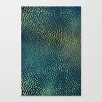 scales Canvas Prints featuring Scales by Simona Sacchi