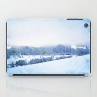 blanket iPad Cases featuring Blanket by Astrid Ewing