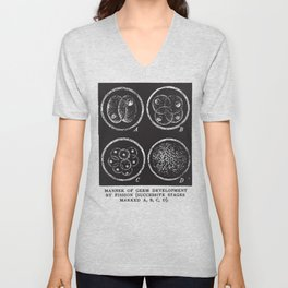 Fission Unisex V-Neck