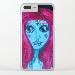 Pixie Clear iPhone Case