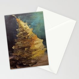 Deconstructed Pear Stationery Cards