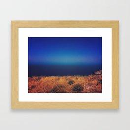 Across The Aegean Framed Art Print