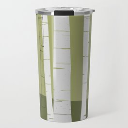 Quiet Birches Travel Mug