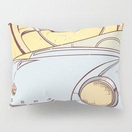 Moskvich 403 Pillow Sham