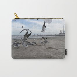 Birds by The Bay Carry-All Pouch