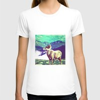 ram T-shirts featuring RAM by SPACEZING