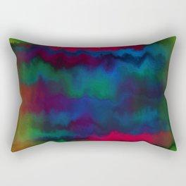 watercolour color background Rectangular Pillow