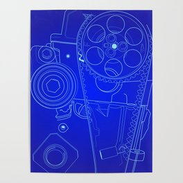 BluePrint: Gears Poster