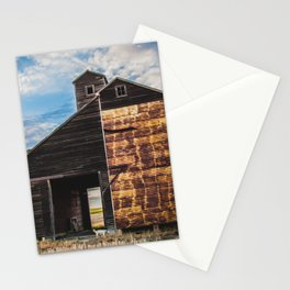Grain Elevator 6 Stationery Cards