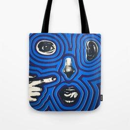 Five Senses Tote Bag
