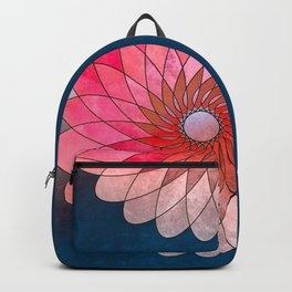 Pink shining gyro Backpack