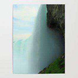 Inside Niagara Falls | Nadia Bonello Poster