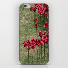 We Will Remember Them iPhone Skin
