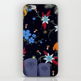graveflies iPhone Skin