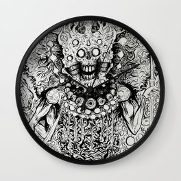 Nameless one Wall Clock