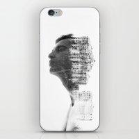 architect iPhone & iPod Skins featuring Nature Architect by Sergio Varanitsa
