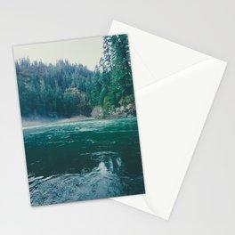 Clackamas River Stationery Cards