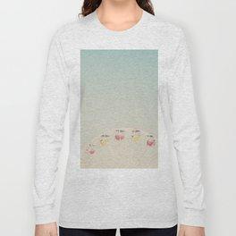 its all a blur ... Long Sleeve T-shirt