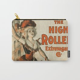 The High Rollers Extravaganza poster Carry-All Pouch