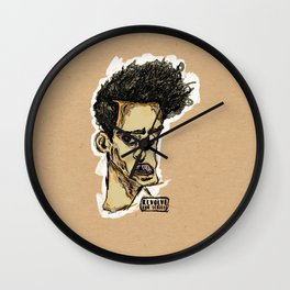 The Embrace - life and death Wall Clock