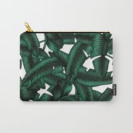 Banana leaves pattern. Carry-All Pouch