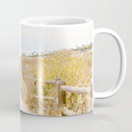 Travel photography Spring pathway I Coffee Mug