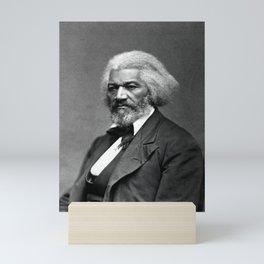 Frederick Douglass Portrait Mini Art Print
