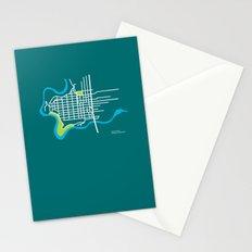 West Central, Spokane Stationery Cards