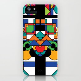 Shaped Layer iPhone Case