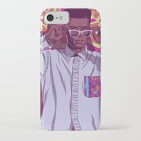 thrones iPhone & iPod Cases featuring 80/90s - GW by Mike Wrobel