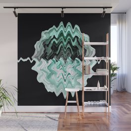 Brain Waves... Wall Mural