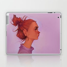 lilac Laptop & iPad Skin