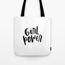 Girl Power 2 Tote Bag