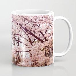 Hiroshima Castle (Cherry Blossom) Coffee Mug