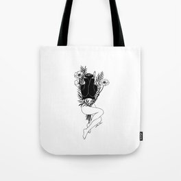 Pure Morning Tote Bag