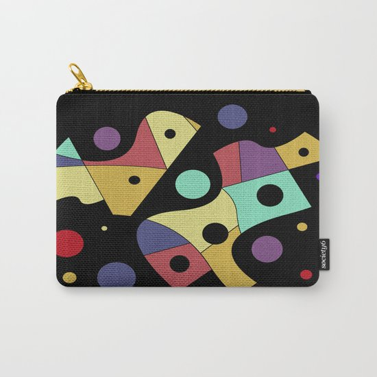 Abstract #220 Carry-All Pouch