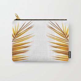 golden palm leaf II Carry-All Pouch