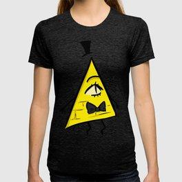 Bill Schiffer - The secret of Gravity Falls (c1) T-shirt