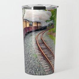 Welsh Highland Railway Snowdonia Travel Mug