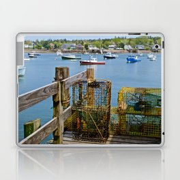 Bernard Harbor 2 Laptop & iPad Skin