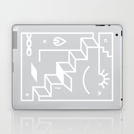 The Cave Laptop & iPad Skin
